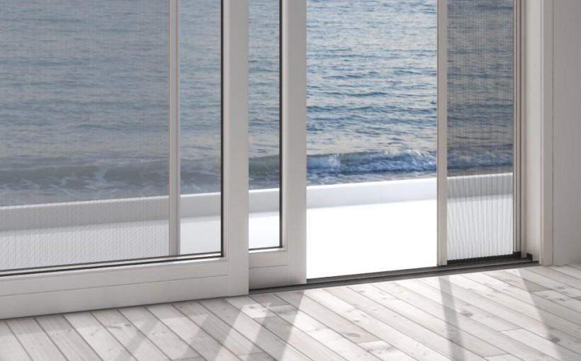 Zanzariere eurofinestre infissi in pvc in classe a - Zanzariere per finestre ...