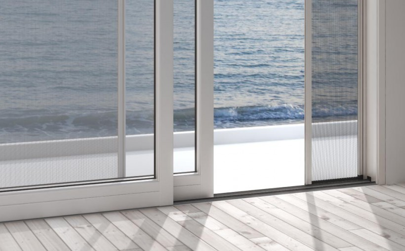 Zanzariere eurofinestre infissi in pvc in classe a for Zanzariere per finestre ikea